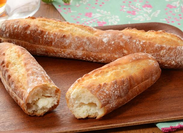 マチノパン ミルクとバターのフランスパン 150円