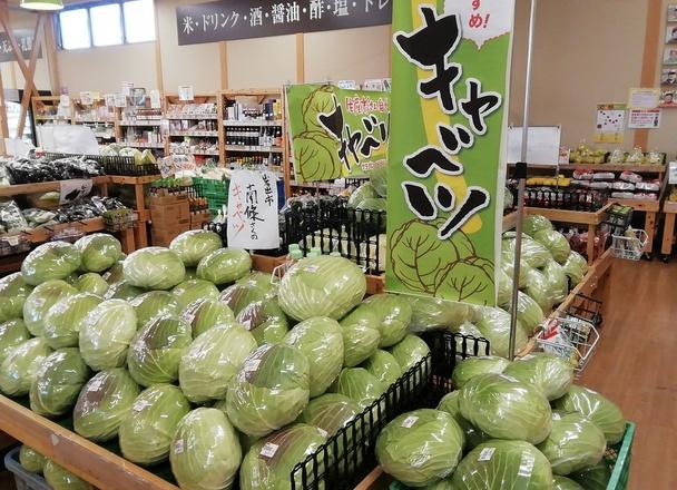 キャベツ 80円(税抜)