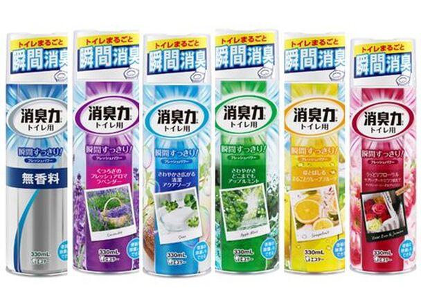 トイレの消臭力スプレ- 227円