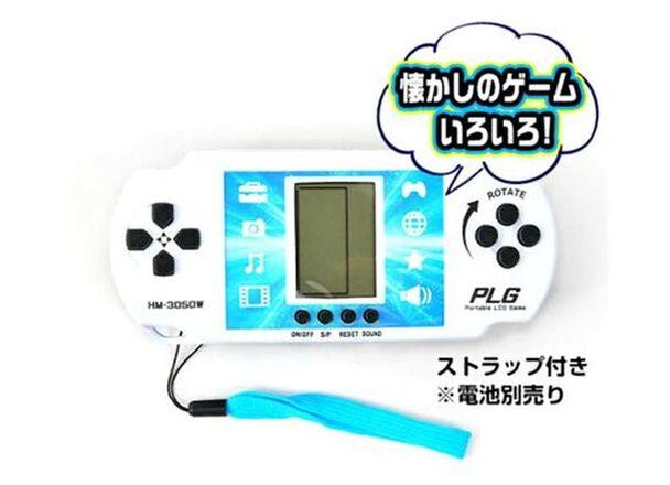 ポ-タブルLCDゲーム 328円