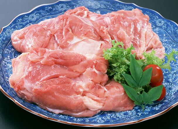 ひまわりハーブ鶏モモ肉(5枚入) 58円(税抜)
