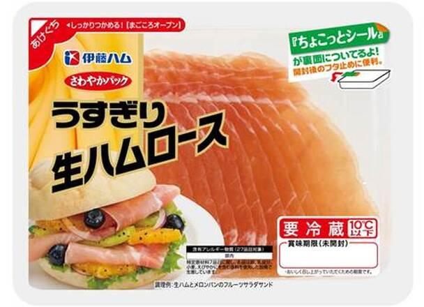 さわやかパック生ハムロース 247円(税込)
