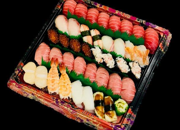 極上寿司 5,980円(税抜)