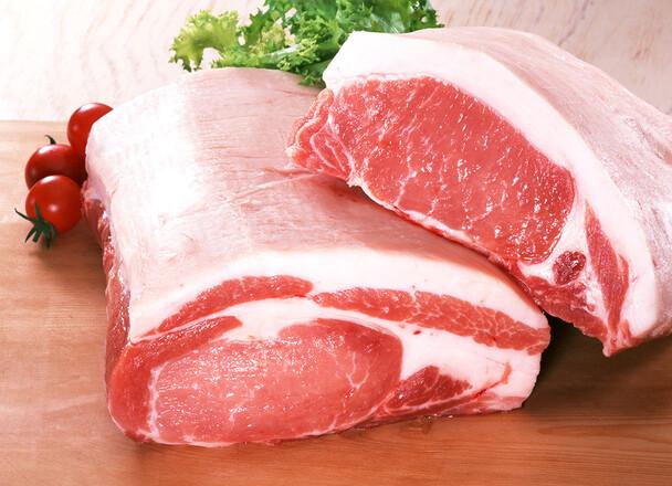 豚背ロース肉厚切りステーキ 88円(税抜)