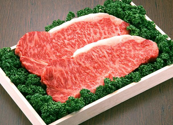牛肉ステーキ用(サーロイン) 397円(税込)