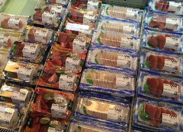 寿司・刺身・お惣菜 1,000円(税抜)