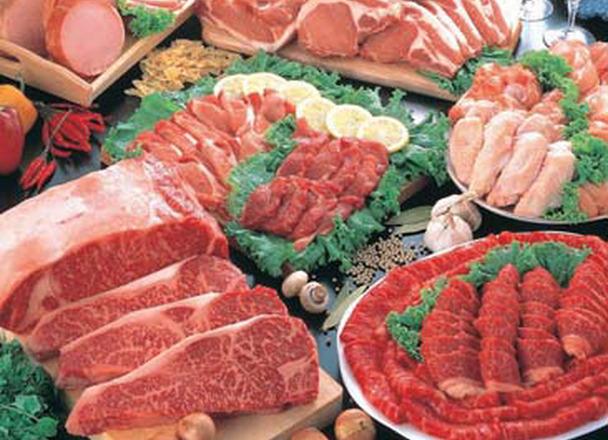 牛肉・豚肉・鶏肉・加工肉 1,078円(税込)