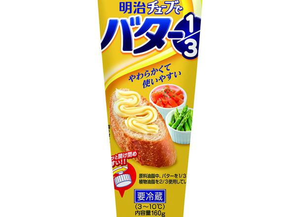 チューブでバター1/3 214円(税込)