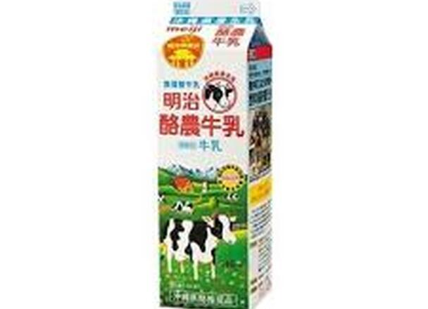 酪農牛乳 235円(税込)