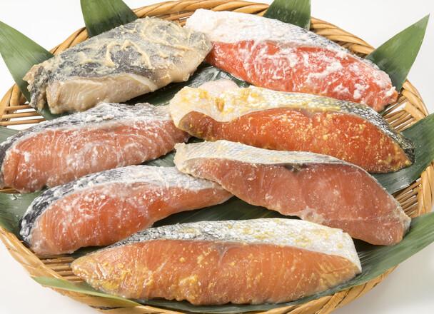干物・漬魚各種 106円(税込)