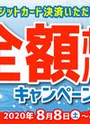 <必見>100名様に全額ポイントバックキャンペーン!