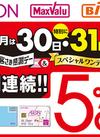 30日・31日2日間連続!カードでおトク5%OFF開催!