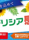 豪華賞品が抽選で当たる『夏のデリシア感謝祭』開催中!!