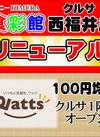 食彩館西福井店 リニューアル