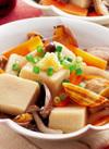 あさりと高野豆腐のさっと煮
