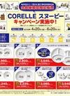 Aコープ西日本特別企画『コレール スヌーピーキャンペーン』
