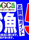9/27(木)お魚スパークコジカカードお買物ポイント5倍!