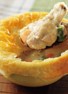 コロコロ野菜と手羽元のパイシチュー