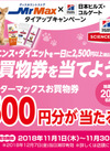 サイエンス・ダイエットお買物券プレゼントキャンペーン