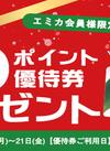 【クリスマス特別企画】20ポイント進呈!!