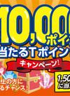 税込2,000円以上ご購入で最大Tポイント1万ptが当たる!