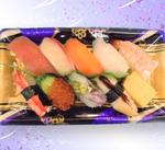 ★冬の旬鮮にぎり寿司★