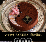 ショコラ SAKURA 春の訪れ