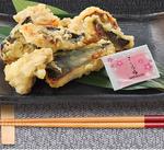 ☆さくら塩で食べる!さわらの天ぷら☆