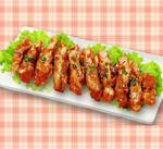 ☆若鶏のカリカリ揚げ(甘辛ソース)☆