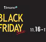 「BLACK FRIDAY」アマノでお買い得な2週間