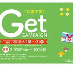 ルビットポイントGetキャンペーン!!