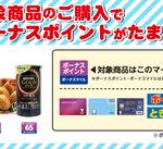 【ご紹介】10月のWAONボーナスポイント商品!