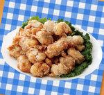 ☆塩にんにくの若鶏もも竜田揚☆