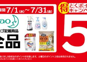 花王商品 全品ポイント5倍!!