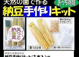 藁つと手作り納豆キット