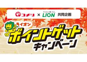 ライオン商品まとめて買って、ポイントゲットキャンペーン!