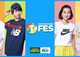★ T-FES /2019年Tシャツ新作コレクション★