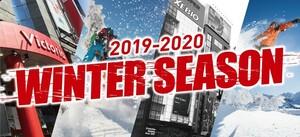 2019-2020 WINTER SEASON START!