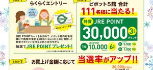 2/11~14JREP大抽選会 当選者さま決定のお知らせ