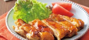 タイ風鶏の甘酢照り焼き