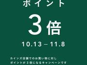 2021年10月14日〜11月8日までのチラシ
