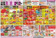イオンスーパーセンター 水沢桜屋敷店のチラシ・特売情報