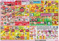 イオンスーパーセンター 美郷店のチラシ・特売情報