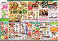 スーパーヤマダイ うばこ店のチラシ・特売情報