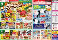 コモディイイダ 東浦和店のチラシ・特売情報