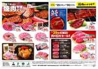 肉のハナマサPLUS 動坂店のチラシ・特売情報