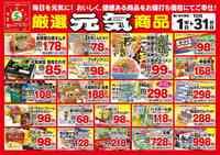 新鮮市場 鶴見店のチラシ・特売情報