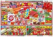 ハローズ 東加古川店のチラシ・特売情報