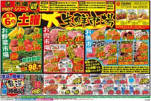 タウンプラザかねひで 西崎店のチラシ・特売情報